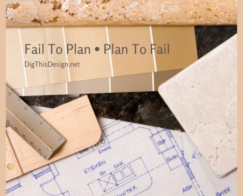 Fail To Plan • Plan To Fail