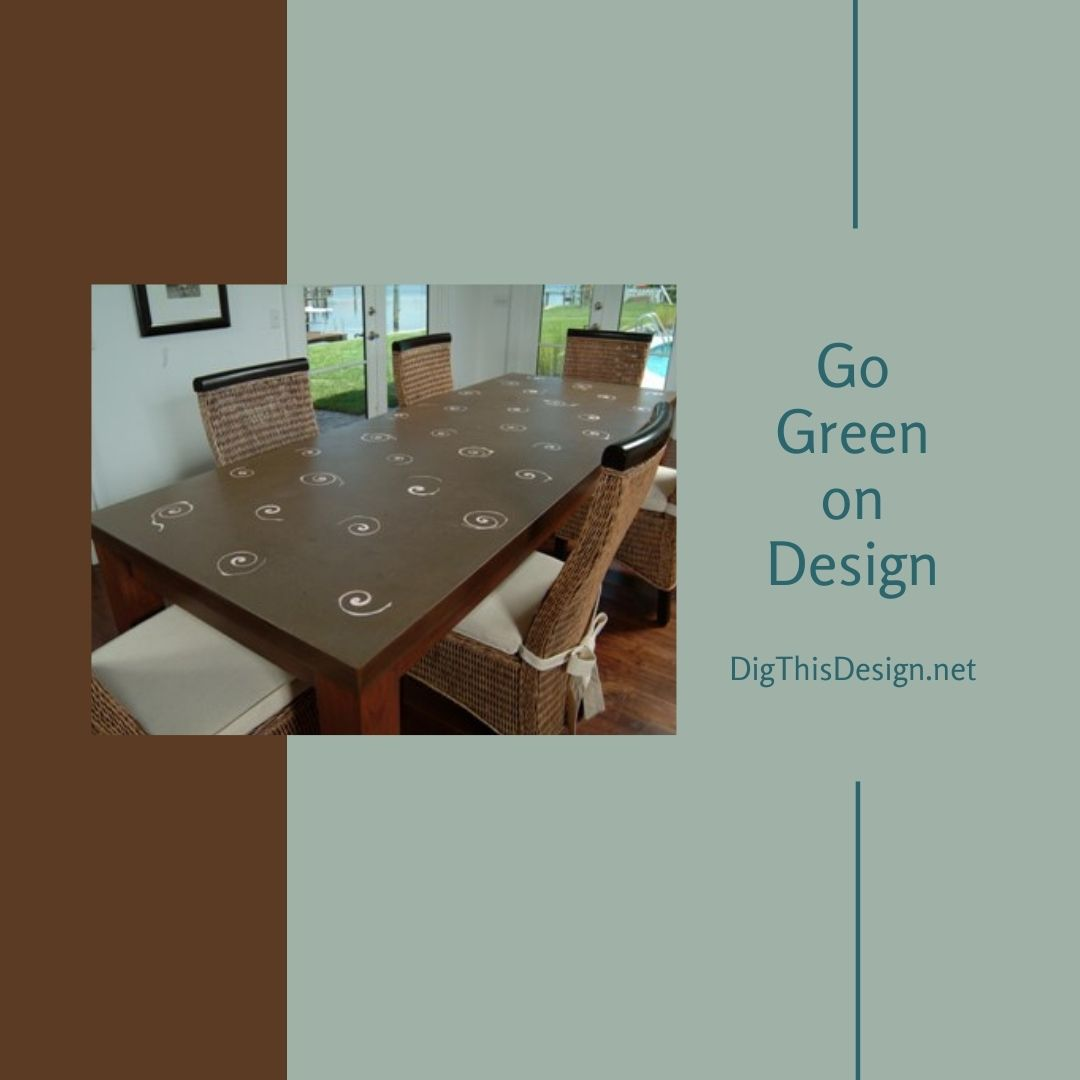 Go Green On Design