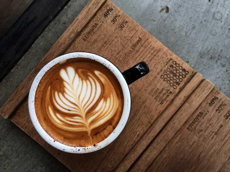 Designer Drinks Gingerbread Latte