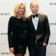 Patricia Davis Brown and Jason Wu