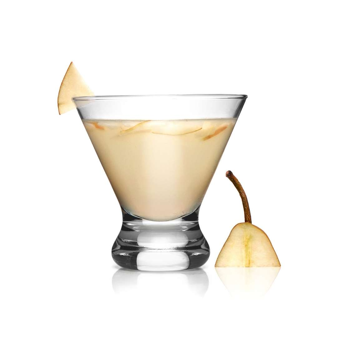 Be Mine - Valentine Martinis - pear pleasure (coupe)