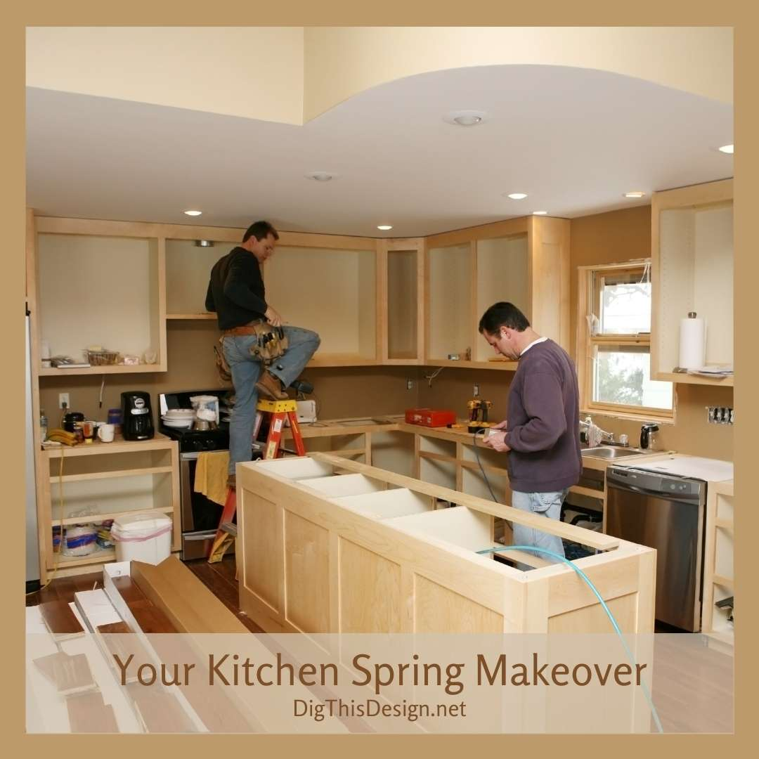 Your Kitchen Spring Makeover