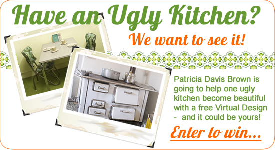 Uglykitchencontestbanner Dig This Design - Free kitchen remodel contest