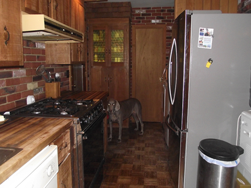 Dana\'s Ugly Kitchen - Dig This Design
