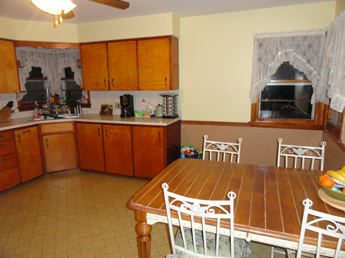 Rebecca\'s Ugly Kitchen - Dig This Design