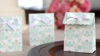 "Today's ""Cool Find"" is a selection of favor boxes and bags for showers. Whether you're throwing a baby shower or a wedding shower, you know that favors are a big […]"