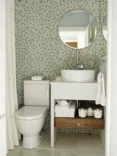 Storage solutions for a small bathroom for Bathroom connections ltd