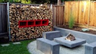 Backyard-Fire-pit-with-wood