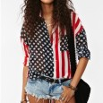 From donning your favorite red, white and blue attire to adding a simple touch of jewelry to your outfit, women are showing off their patriotism using fashion. Check out these […]