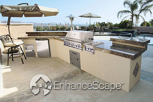 Outdoor Kitchen Ideas | Dig This Design