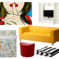 You're off to college and, FINALLY, have the freedom to express yourself with whatever decor your heart desires. Whether living in a dorm or apartment, designing your new digs is […]