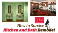 Award-winning Interior Designer, Patricia Davis Brown, shows you what it takes to survive your kitchen or bath remodeling project with her Video Seminar: How to Survive a Kitchen and Bath Remodel. 4 […]