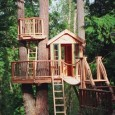 Growing up I always dreamed of having the ultimate tree fort where I could hang out until my hearts content. Now that Pinterest has come along, there are plenty of […]