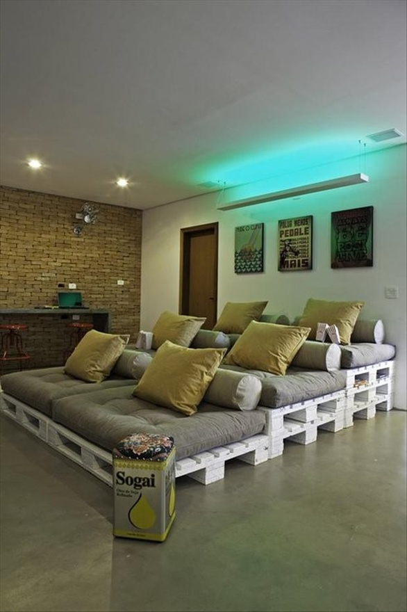 Home Theater Designs For Every Movie Lover Dig This Design