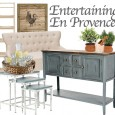 As seen in Martha Stewart Living… The setting is Provence, France, where the backdrop pops with color and the dramatic scenery takes your breath away.  Looking out onto sloping vineyards […]