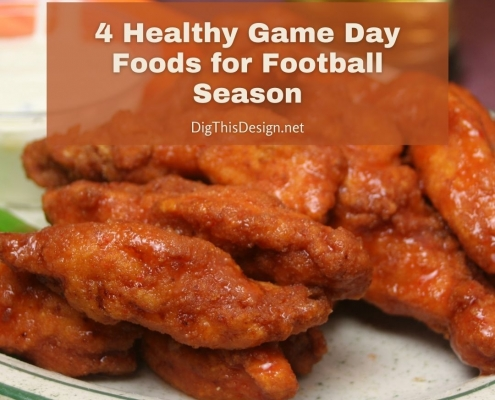 4 Healthy Game Day Foods for Football Season