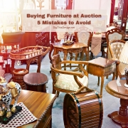 Buying Furniture at Auction 5 Mistakes to Avoid