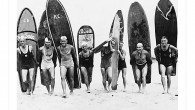 As we say farewell to summer, why not hang on to a piece of that warm, sunny memory with a vintage beach photo like this one showing some early surfers […]