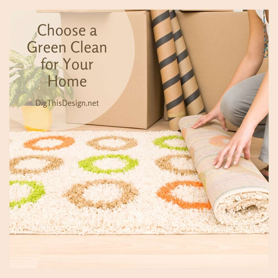 Choose a Green Clean for Your Home