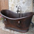 Bathtubs come in many different shapes and sizes and are crafted out of a number of luxury materials.  These are a few of our favorite tubs designed to pamper you […]