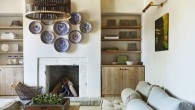 Fab Family Room Rustic Neutrals