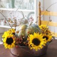 Here are some creative ways to incorporate the fall season into your decor! Bring the Outdoors, In (Dig this on Pinterest) This is the time of year when you watch...