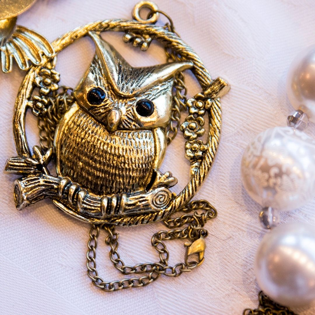 Owl Jewelry for Fun!