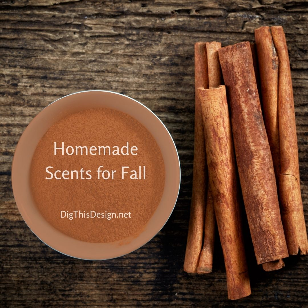 Homemade Scents for Fall