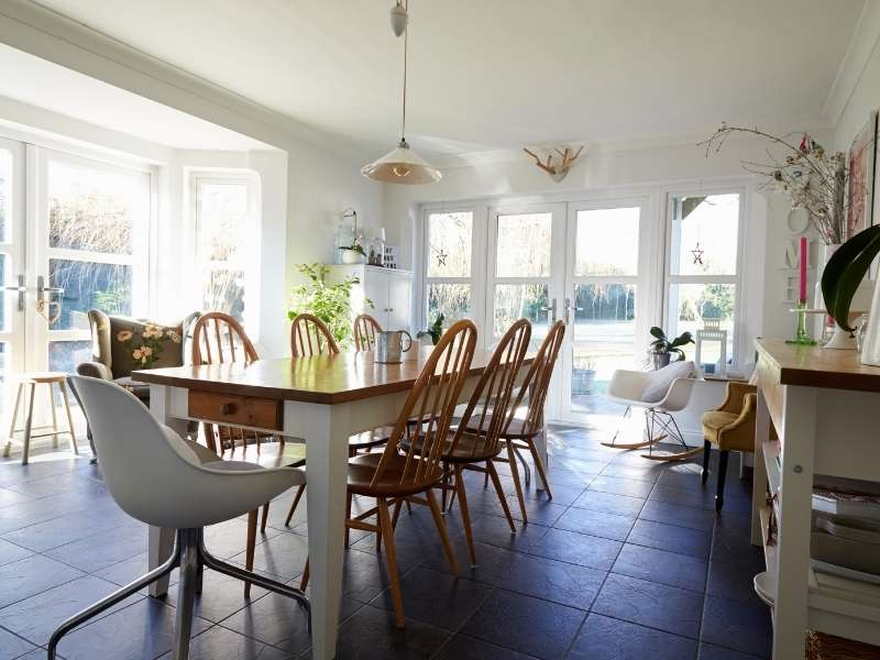 5 Modern Dining Room Settings With Plenty of POP