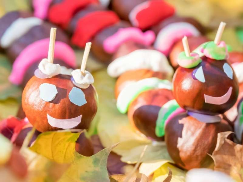 Kids Projects to Decorate Your Thanksgiving Table