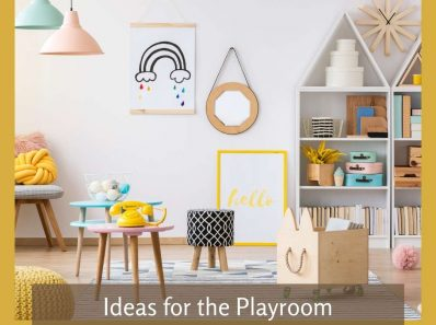 Ideas for the Playroom