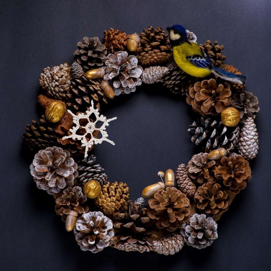 Inspiring Christmas Wreaths