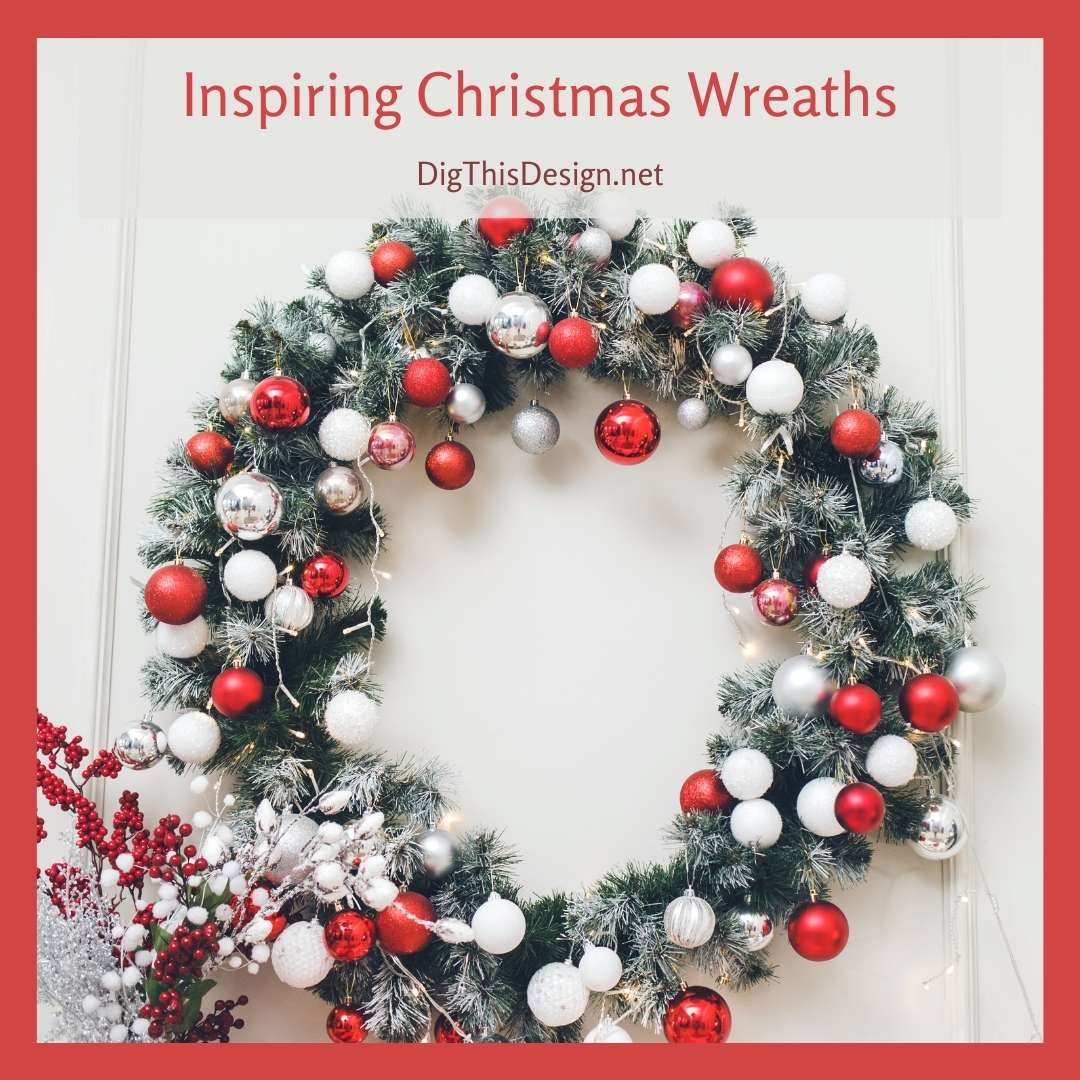 Inspiring Christmas Wreaths