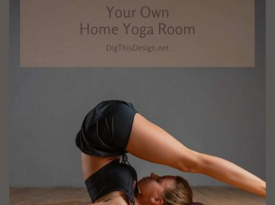 Your Own Home Yoga Room