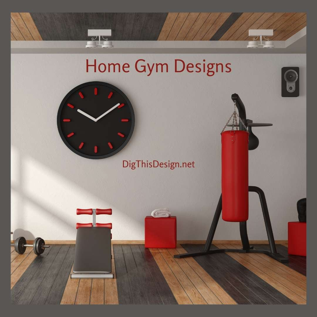 Home Gym Designs