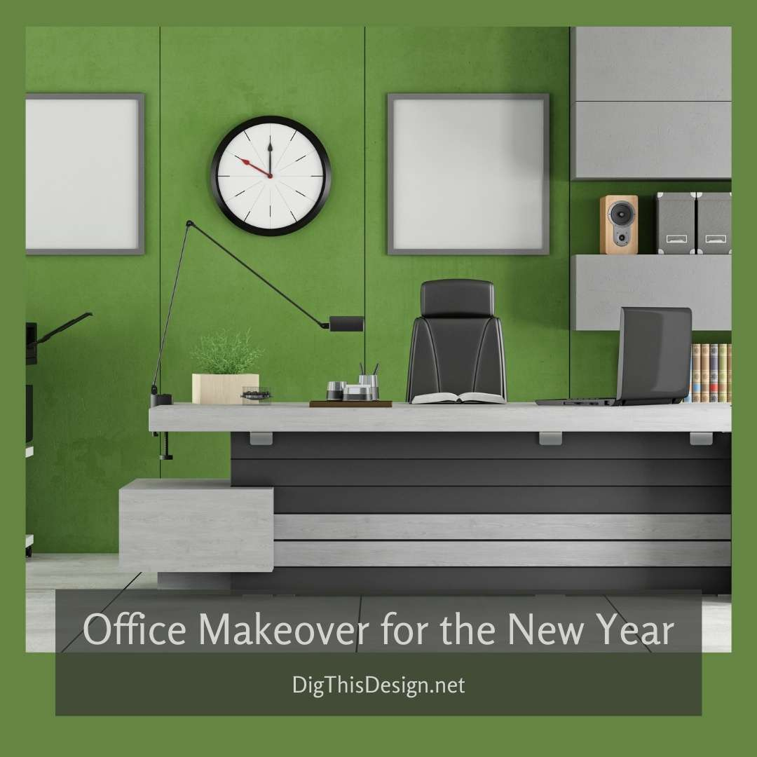 Office Makeover for the New Year
