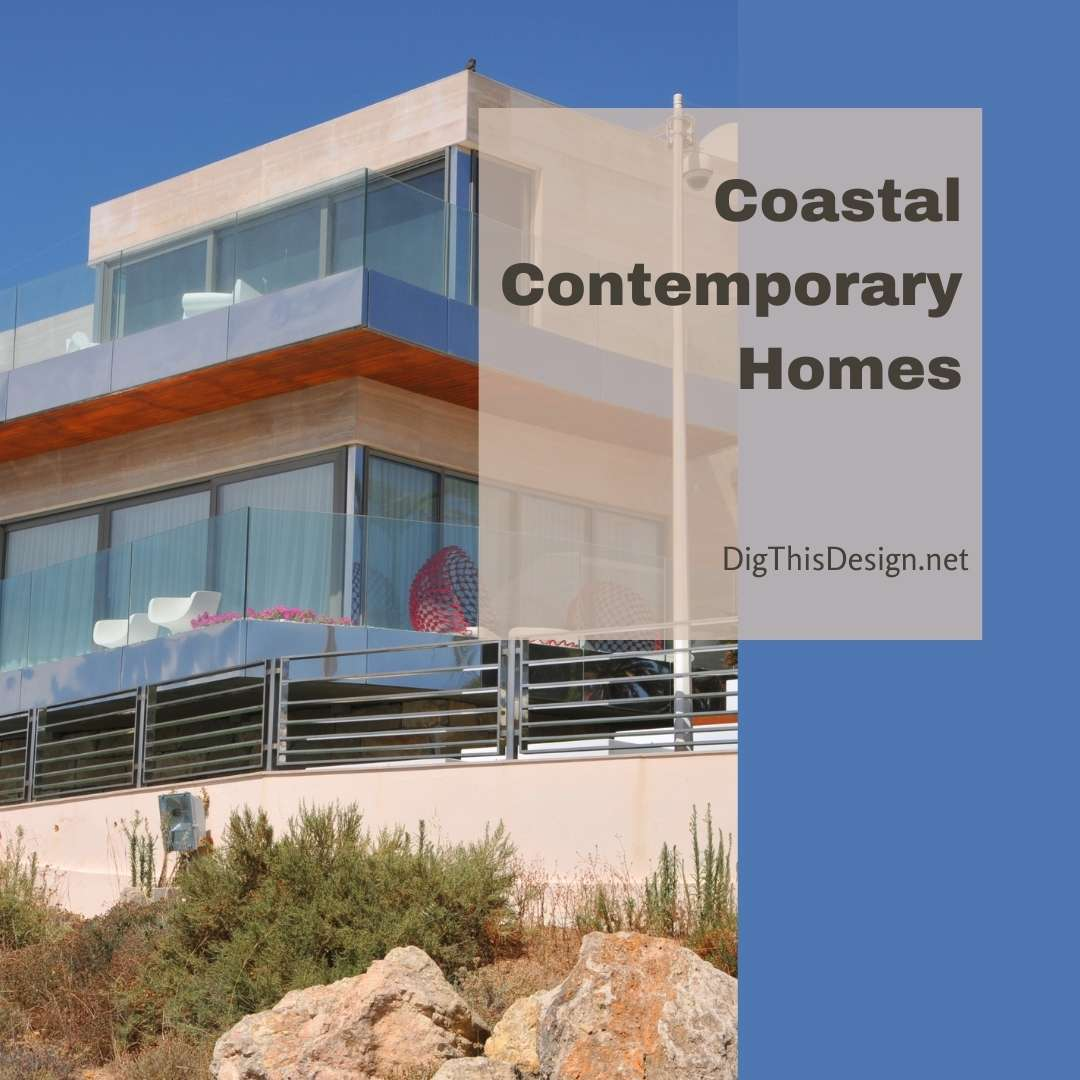 Coastal Contemporary Homes