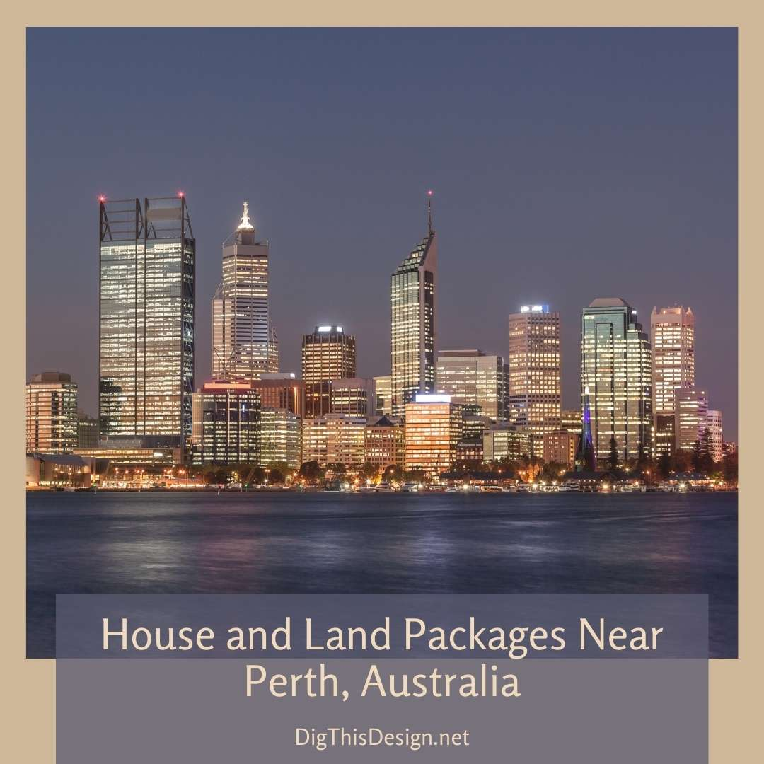House and Land Packages Near Perth