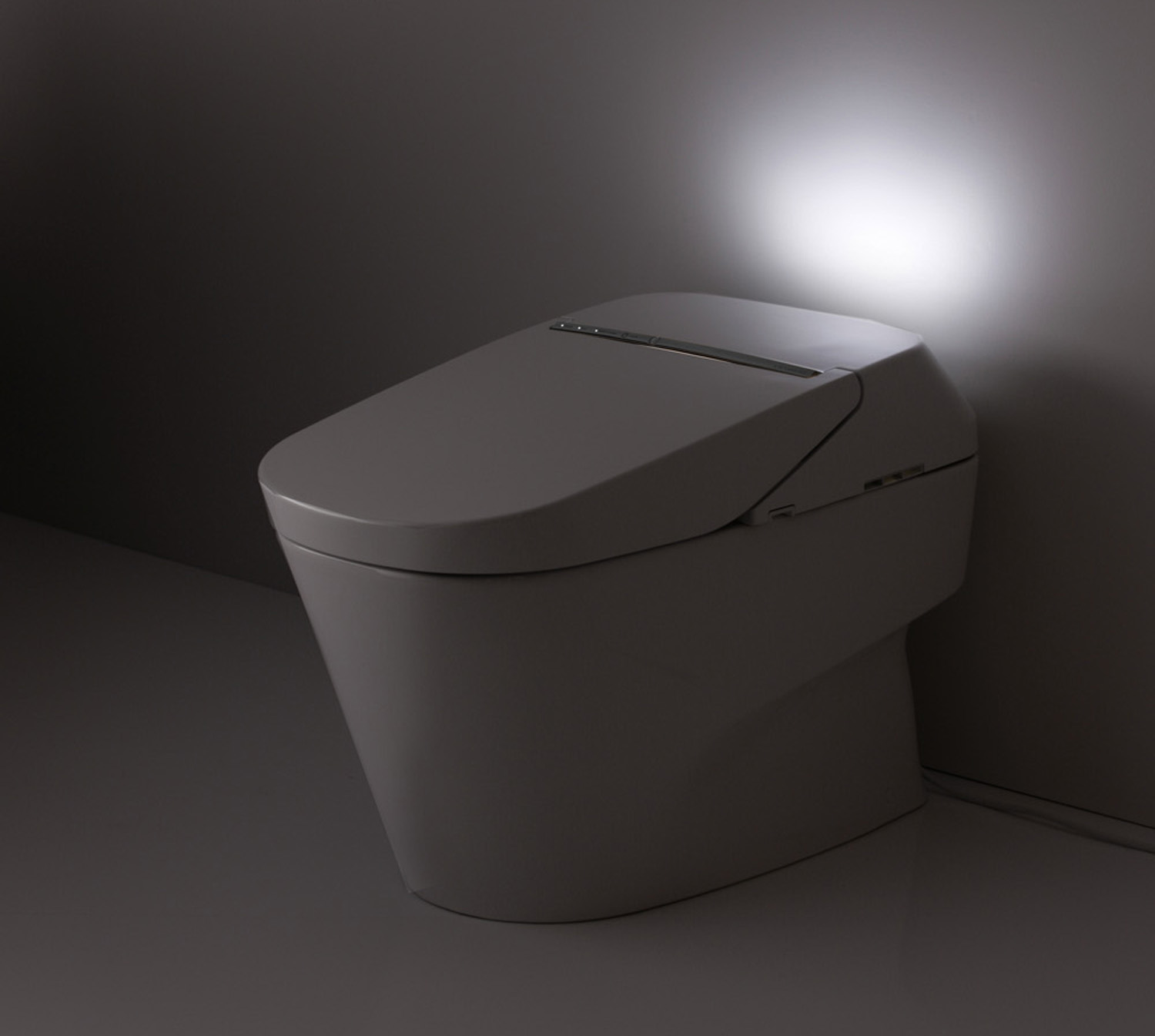 A Self Cleaning Toilet And Toto Dig This Design