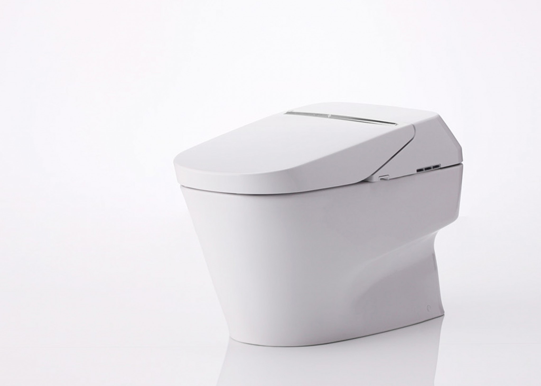 A Self Cleaning Toilet...........and Toto - Dig This Design