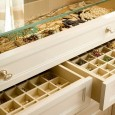 Stylish ways to store things is always a conundrum in designing.  Even when using drawers for storage it becomes difficult to think of a way to keep our most basic […]
