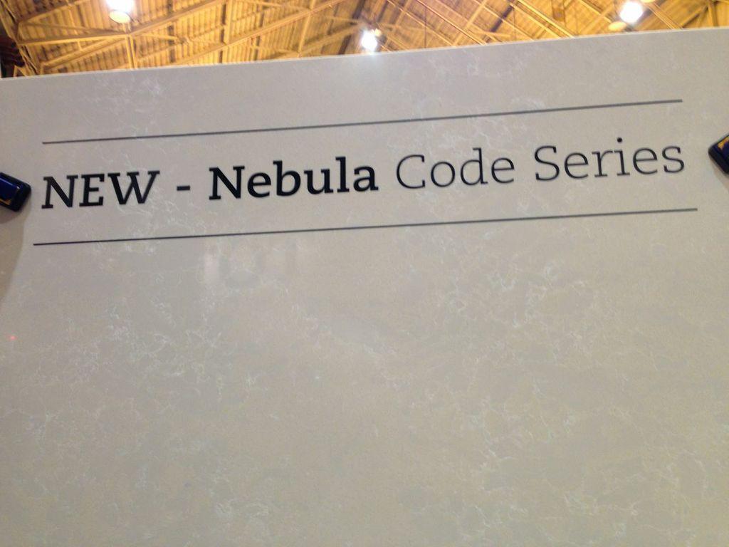 nebulacode series