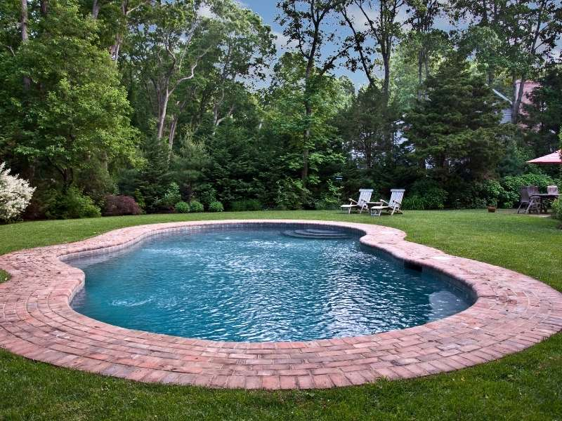 4 Gorgeous Backyard Pools - Greenery and Wide Open Design
