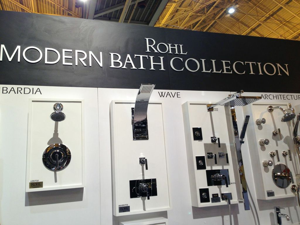 ROHL Jorger at The Kitchen and Bath Show - Dig This Design