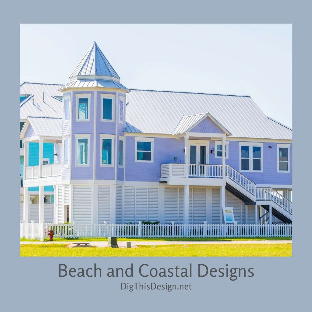 Beach And Coastal Home Designs