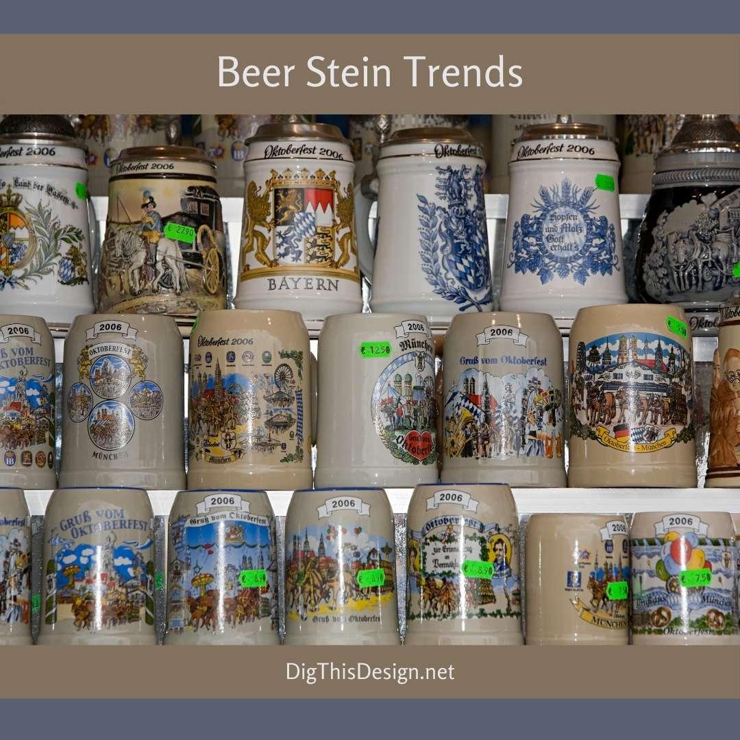 Beer Stein Trends