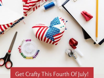 Get Crafty This Fourth Of July!