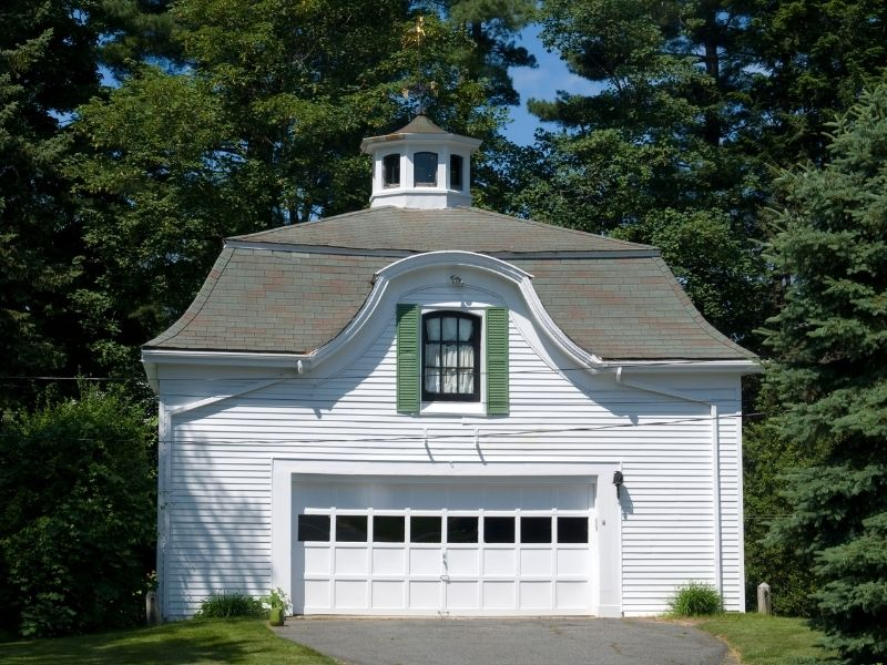 Gorgeous Dream Garages - Barn Style