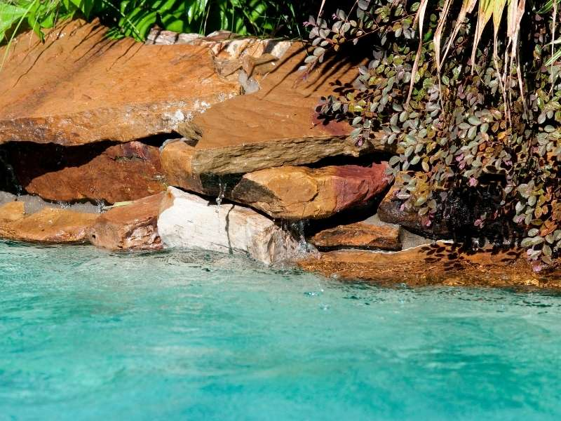 Wet & Wild Waterfalls For Your Pool - Jungle Influence