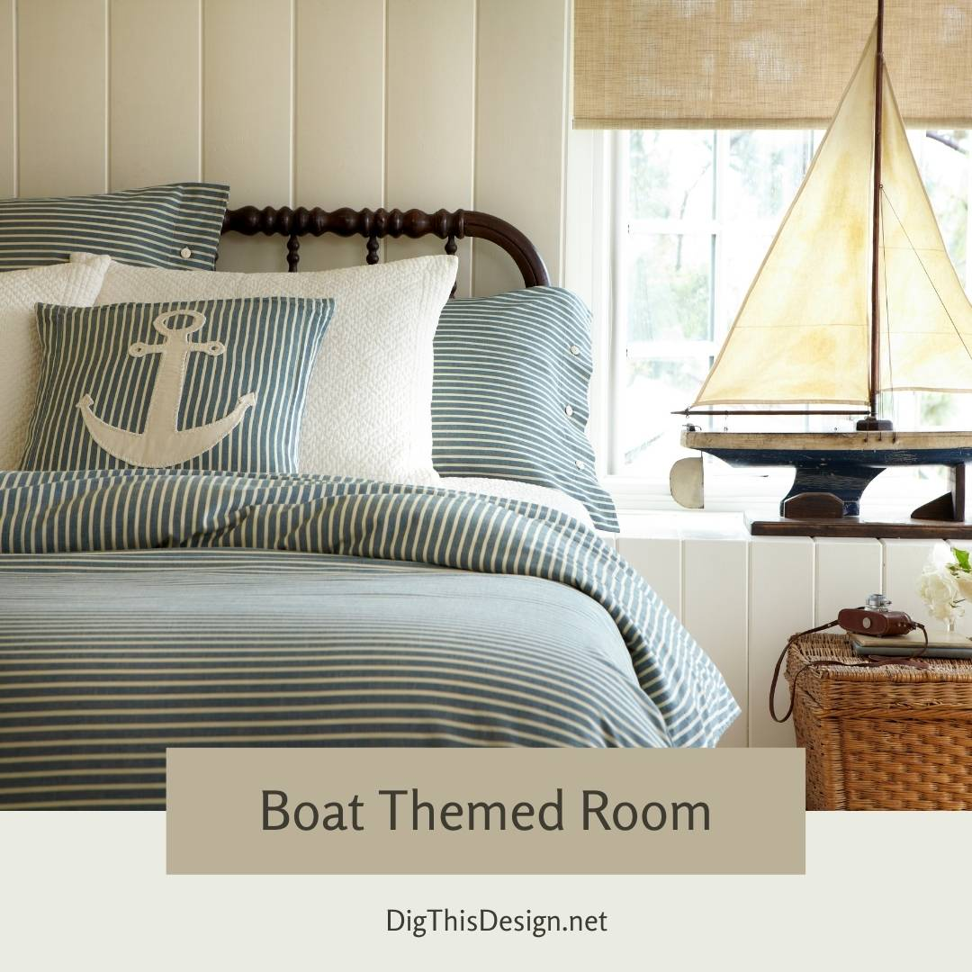 Boat Themed Room